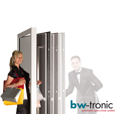"""bw-tronic"" automatic open-close system"