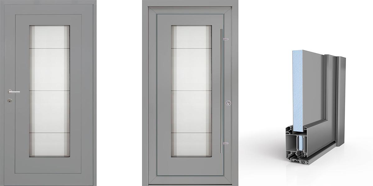 Fenster außenansicht  Ausführungsarten | Bayerwald Fenster & Haustüren