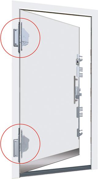Haustür-Tresorband