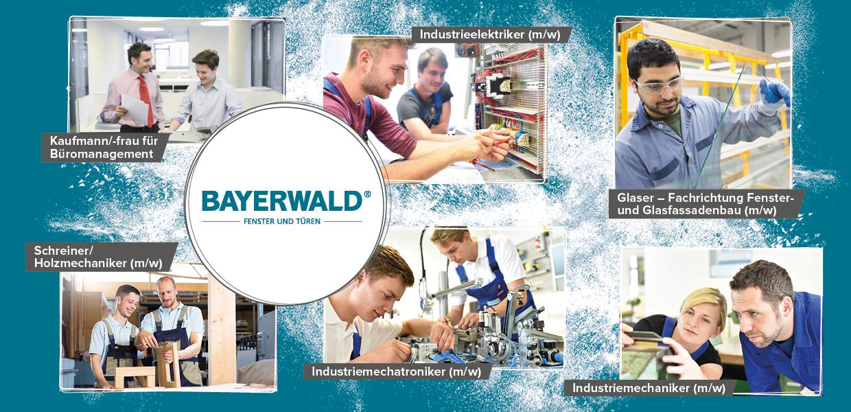 Ausbildung bei Bayerwald