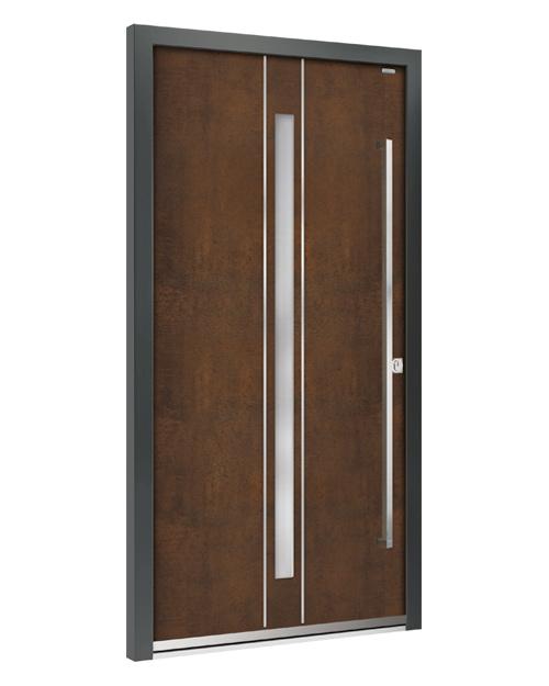 Jubiläumshaustür Modell 2402