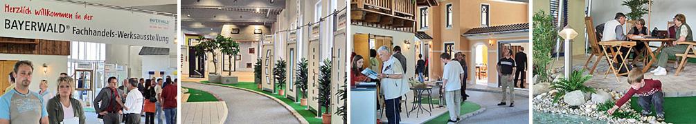 Bayerwald Fenster Und Türen bayerwald fachhandels werkausstellung bayerwald fenster haustüren